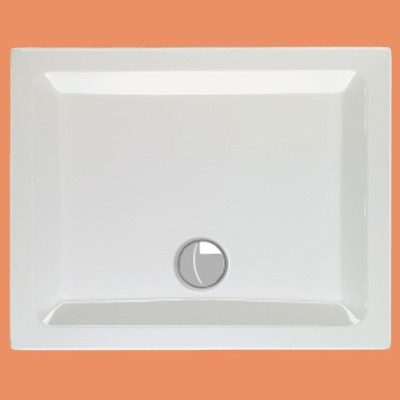 Rechteck-Duschwanne Riga 100 x 80 cm (2022)
