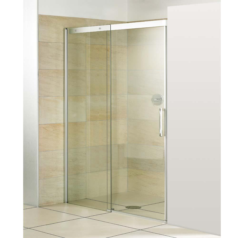 Nischentür, Tür in Nische, Duschtür