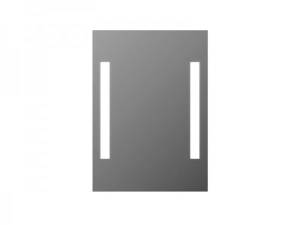 LED - Wandspiegel hinterleuchtet 500 x 700 mm