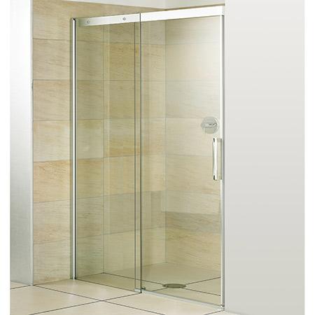 schiebet r f r nische 3432 nischen t ren duschkabinen