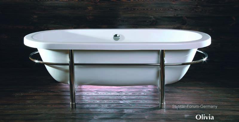 nostalgie retro style badewanne 175x80 cm olivia. Black Bedroom Furniture Sets. Home Design Ideas