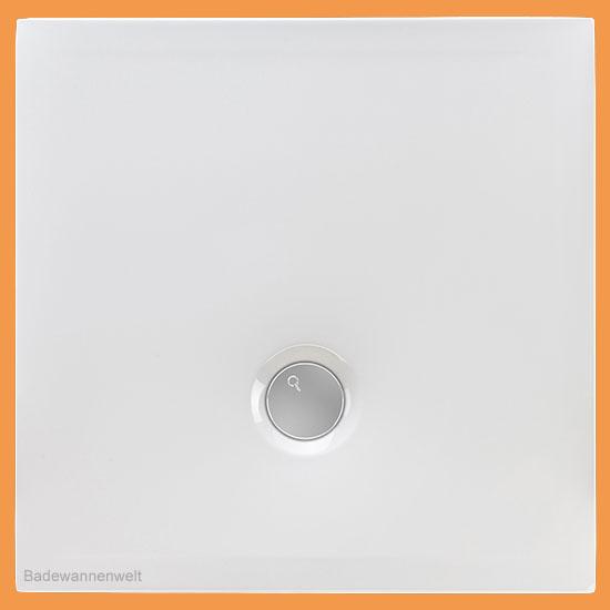 Bodengleiche Dusche Behindertengerecht : Bodengleiche Dusche Flat 80 x 80 cm Maus ?ber das Bild bewegen