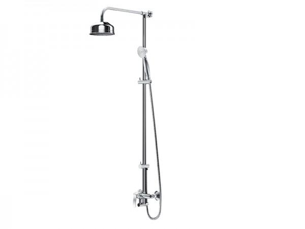 Duschsystem mit Regenbrause A00199.01.2760