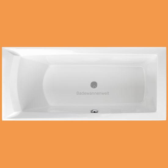160 x 75 dora kombi wanne duschen rechteck badewanne. Black Bedroom Furniture Sets. Home Design Ideas