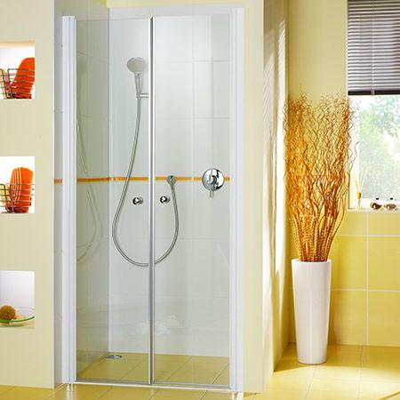 pendelt r f r nische 1631 nischen t ren duschkabinen