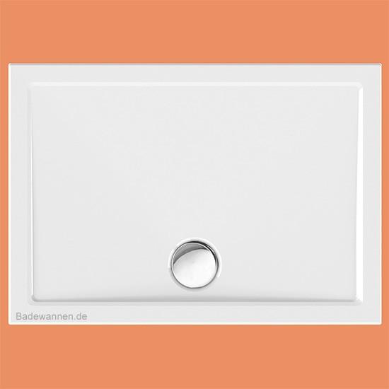 Rechteck-Duschwanne Sito 100 x 70 cm (2187)