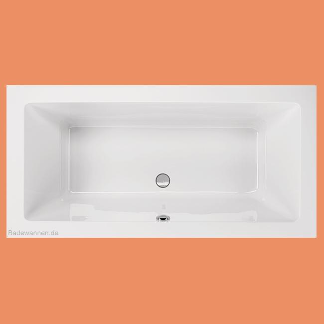 rechteck badewanne lupor 180 x 90 cm. Black Bedroom Furniture Sets. Home Design Ideas