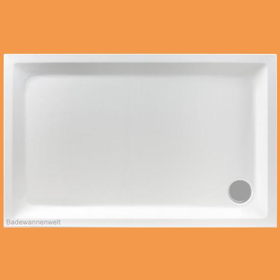 Dusche Halbrund Gemauert : Dusche 120 X 90 : Duschwannen Carara 120 x 90 cm Maus ?ber das Bild