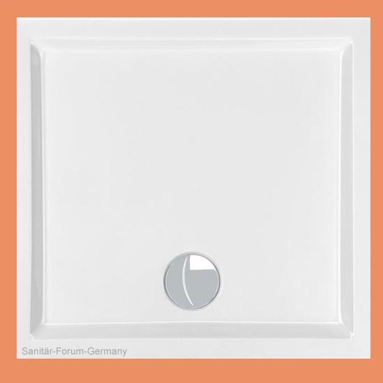 Quadrat-Duschwanne Mariana 100 x 100 cm (2277)