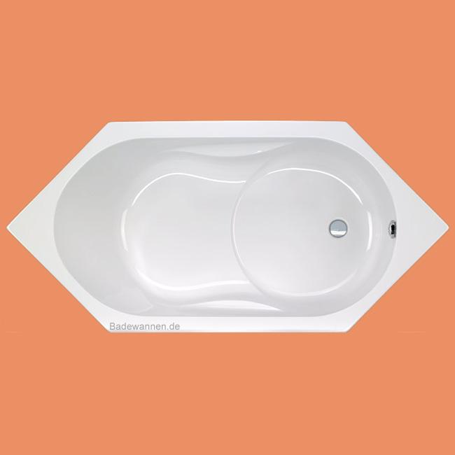 badewanne 190x90 affordable badewannen villeroy boch. Black Bedroom Furniture Sets. Home Design Ideas