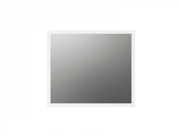 LED - Wandspiegel hinterleuchtet 800 x 700 mm