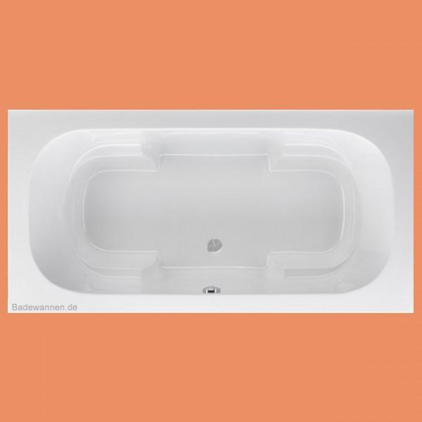 Rechteck-Badewanne Miranda 180 x 90 cm (1077)