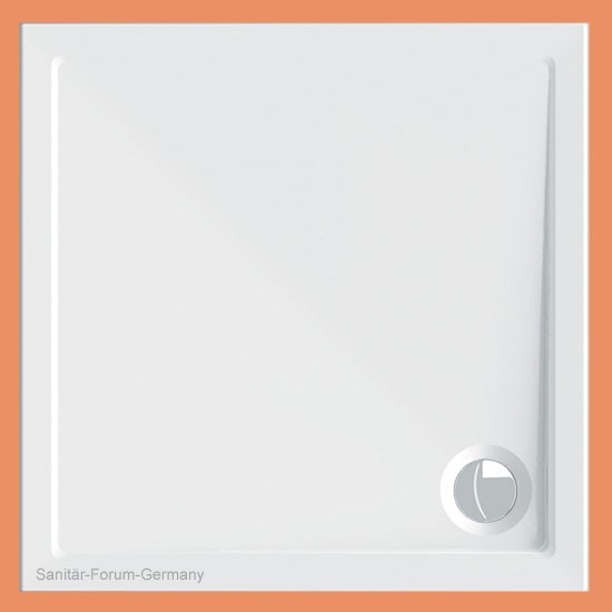 Quadrat-Duschwanne Sito 120 x 120 cm (2193)