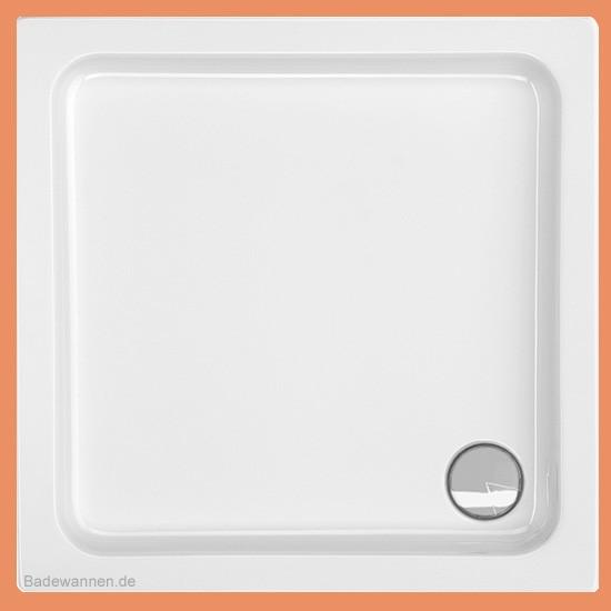 Quadrat-Duschwanne Tino 100 x 100 cm (2019)