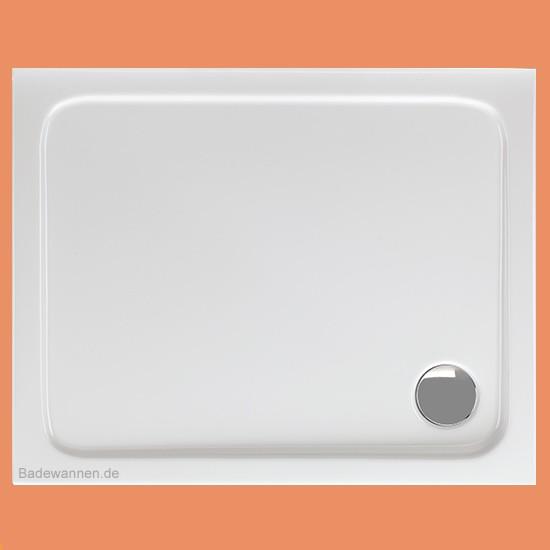 Rechteck-Duschwanne Tia 100 x 75 cm (2324)