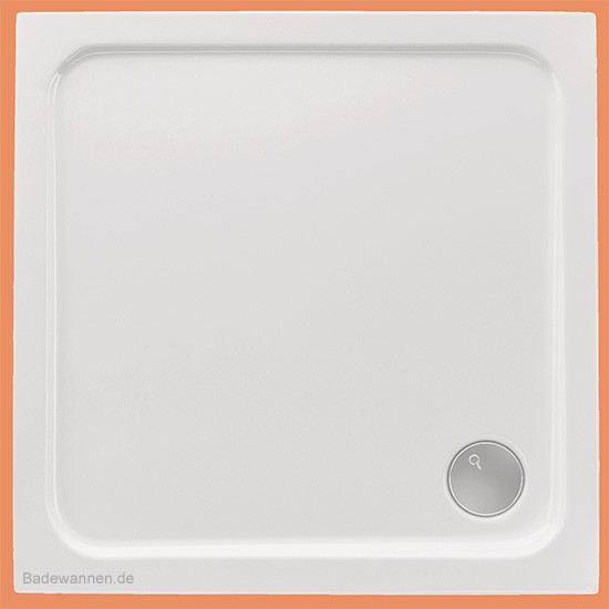 Quadrat-Duschwanne Tia 90 x 90 cm (2164)