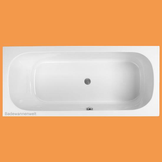 aruba 190 x 80 wanne rechteck badewanne links. Black Bedroom Furniture Sets. Home Design Ideas