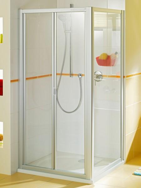 Falttür mit Seitenwand 80 cm (0101/S90)