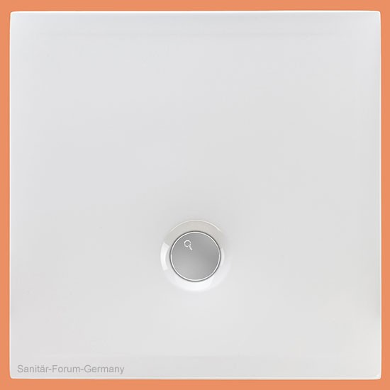 Duschwanne flach Flat 90 x 90 cm (2078)